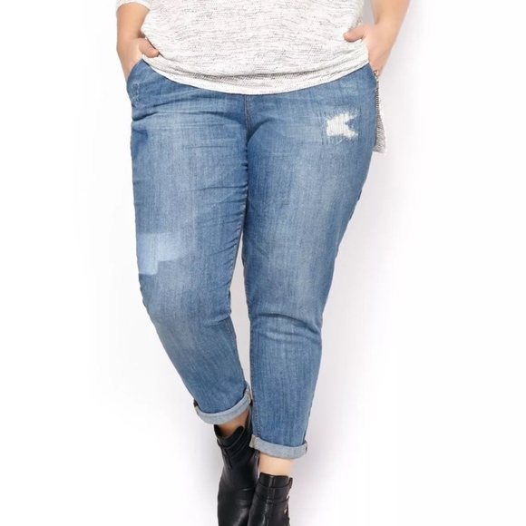 cae99ccddfbeef d/C JEANS Collection Jeans | Dc Collection Womens Slightly Curvy 16 ...